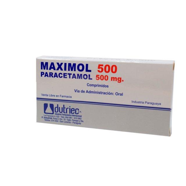 MAXIMOL 500