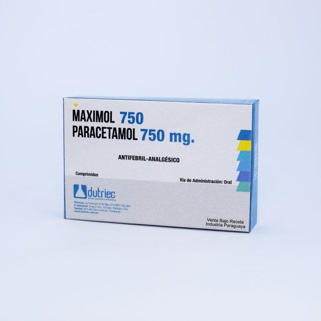 MAXIMOL 750