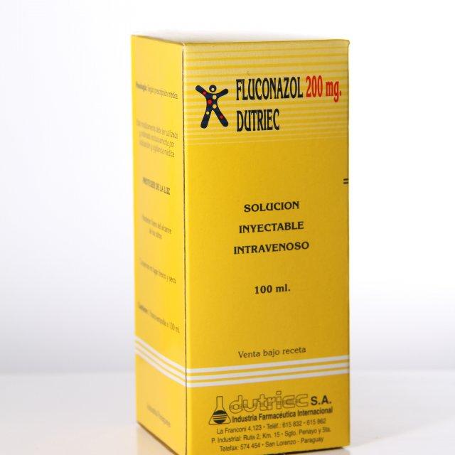 FLUCONAZOL 200 MG DUTRIEC
