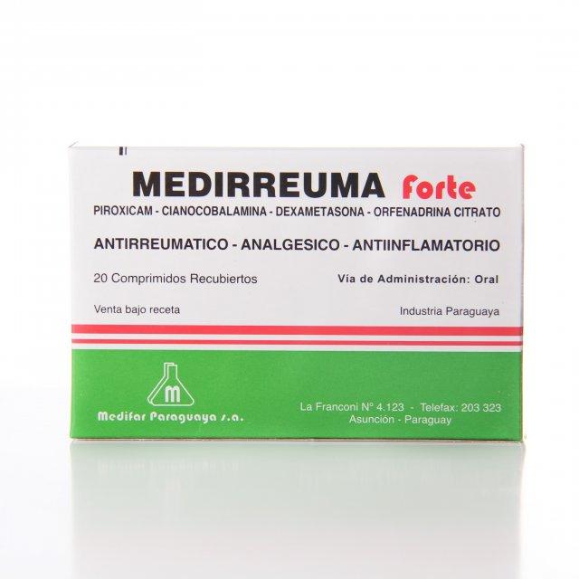 MEDIRREUMA FORTE