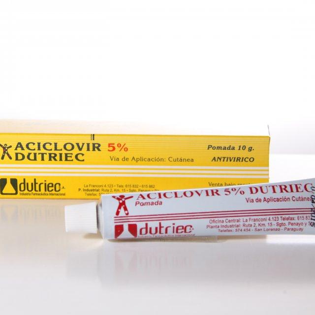 ACICLOVIR 5% DUTRIEC